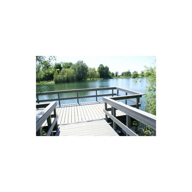 Planches pour pontons & marinas