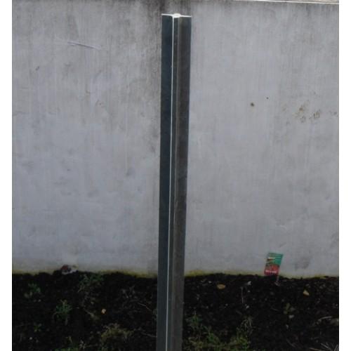 Piquets de clôtures - profilés en croix