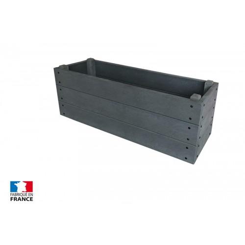 Jardinière rectangle 400