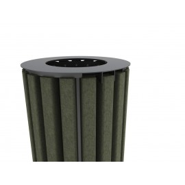 Corbeille de propreté / poubelle
